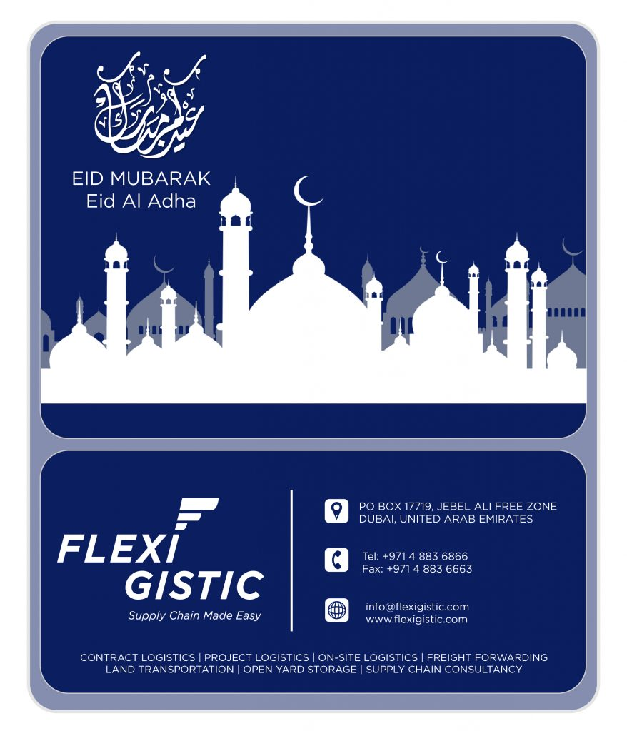 Eid Al Adha Greetings Flexigistic